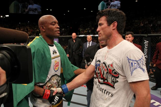 Anderson Silva vs. Chael Sonnen Results: 4 Reasons for a Trilogy