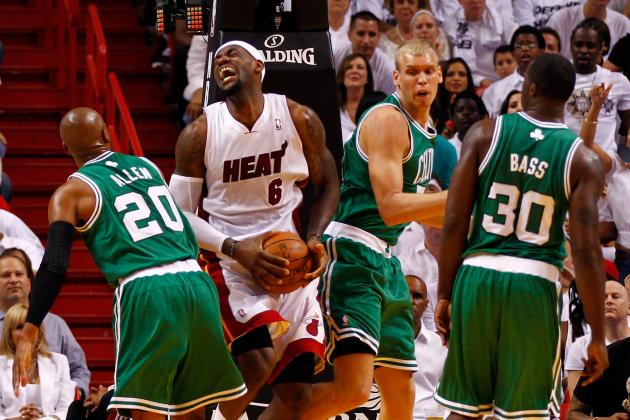 Ray Allen: Where Signing Ranks BOS-MIA Rivalry Amongst Heat Rivals