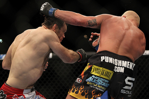 UFC 148: Top 10 Light Heavyweights in the UFC