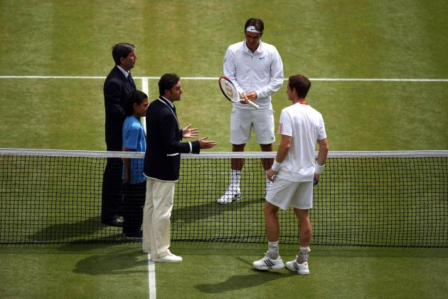 Wimbledon 2012 Scores: Complete Set-by-Set Recap for Federer vs. Murray