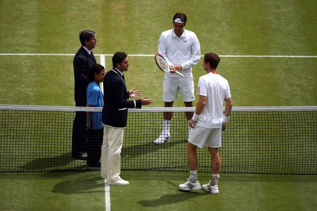 Wimbledon 2012 Scores: Complete Set-by-Set Recap for Federer vs. Murray