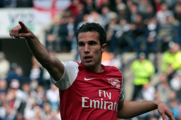 Arsenal Transfer Rumors: Why Juventus Move Is Best Route for Robin Van Persie