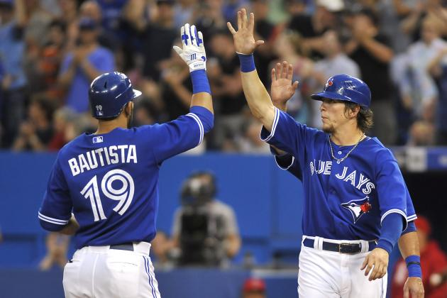 8 Toronto Blue Jays Who Will Be Fantasy Weapons in the Second Half
