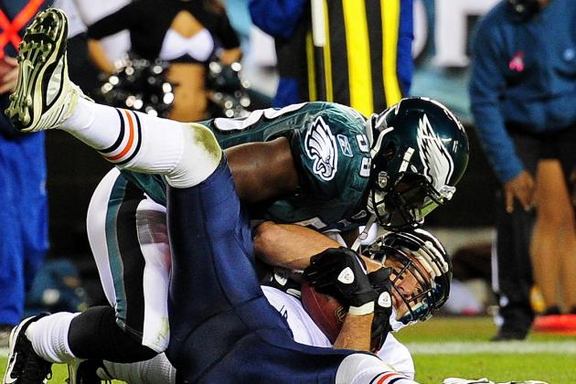 Philadelphia Eagles: 3 Defensive Areas They Must Improve in 2012