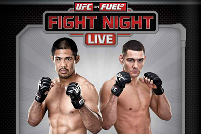 UFC on Fuel TV 4: Mark Munoz vs. Chris Weidman Head-to-Toe Breakdown