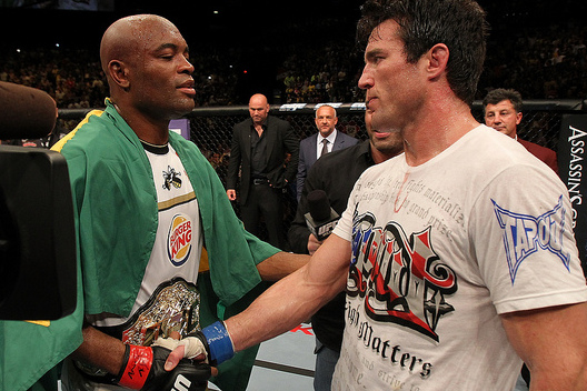 Anderson Silva vs. Chael Sonnen: 4 Reasons a Trilogy Makes Perfect Sense