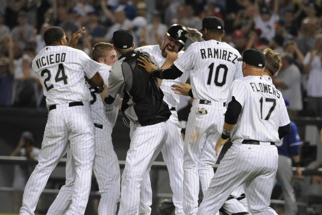 Chicago White Sox: Grading Each Position at the All-Star Break