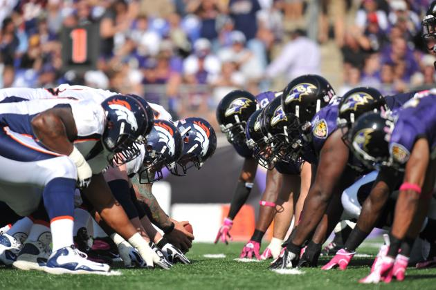 Baltimore Ravens: Key out-of-Division Matchups in 2012