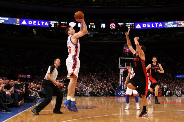 NBA Free Agents 2012: 10 Underrated FAs Still Available to Be Signed