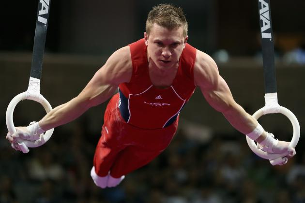 Summer Olympics 2012: Most Musclebound Athletes for Team USA