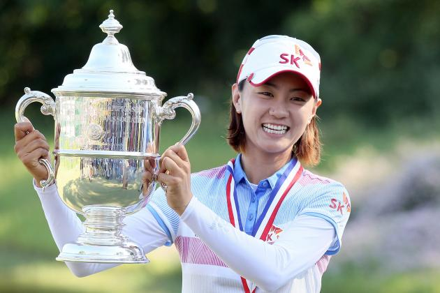 US Women's Open 2012: Power Ranking Na Yeon Choi and the Best Performances