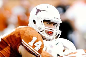 Texas Football: Which Longhorns Position Needs Most Improvement This Offseason?