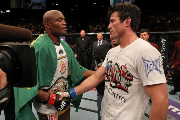 UFC 148 Results: Memorable Quotes and Images from the Silva vs. Sonnen Card