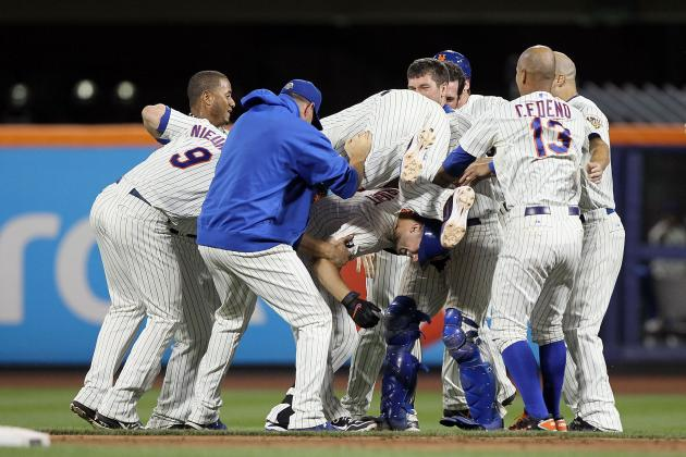 New York Mets 2012: All-Star Break Report Card