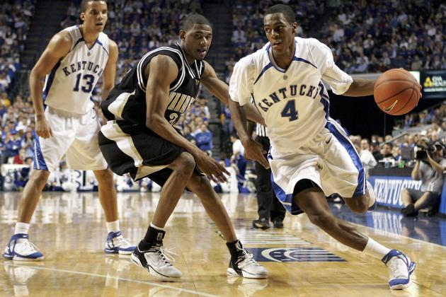 10 Greatest Point Guards in Kentucky Basketball History