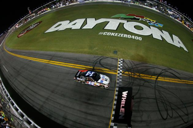 NASCAR Power Rankings: Top 20 Drivers Coming out of Daytona
