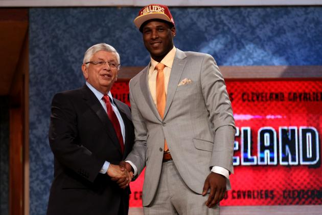 NBA Draft 2012: Stat Projections for Every Team's Best Rookie Next Season