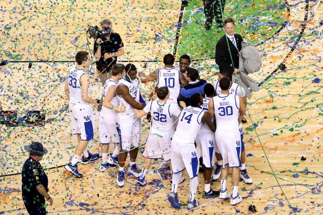 Kentucky Basketball: 5 Reasons Next Year's Team Could Be Better Than This Year's