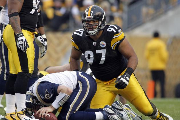 Pittsburgh Steelers: Best-Case Scenario for Every 2nd-Year Steeler in 2012