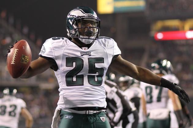 Philadelphia Eagles: Game-by-Game LeSean McCoy Stat Predictions in 2012