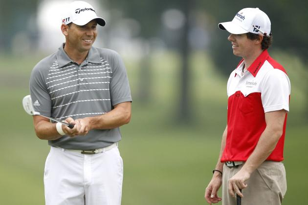 British Open Odds 2012: Early Betting Lines for Golf's Top International Players