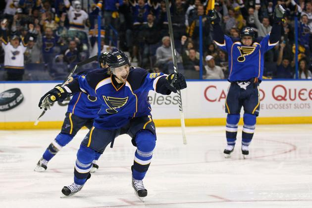 St. Louis Blues: Why They Should Be Taken Seriously as a Stanley Cup Threat