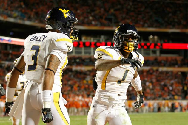 West Virginia Football: Power Ranking the Mountaineers' 2012 Schedule