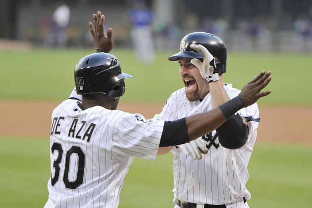 Chicago White Sox: Top 5 Story Lines from the First Half