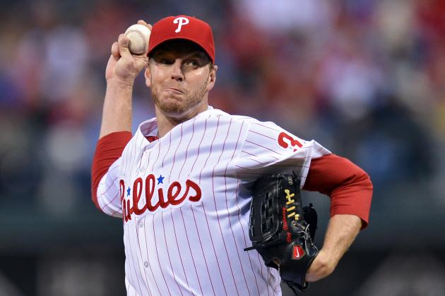 Roy Halladay: Why the Philadelphia Phillies SP Is Key to Second-Half Success