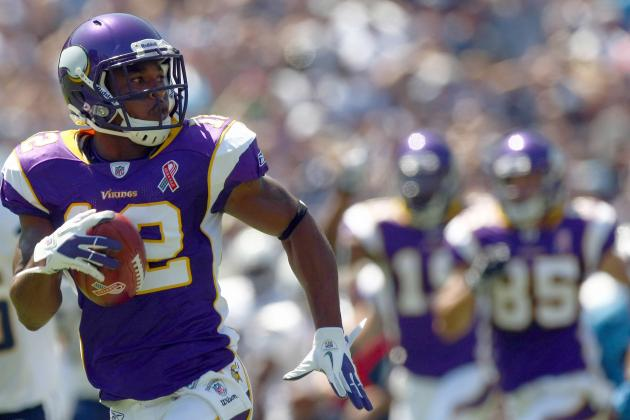 Minnesota Vikings: 5 Reasons the Vikings Should Not Trade Percy Harvin