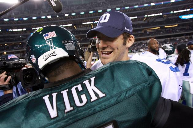 Who Has Better Tools: Tony Romo or Michael Vick?
