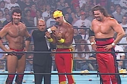 WWE Celebrates NWO Anniversary: Hogan and the NWO's 5 Most Important Members