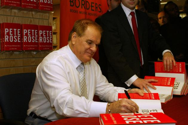 14 Questions We'd Love to Ask Pete Rose