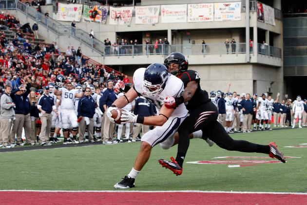 Big East Football: Top 10 Running Backs for 2012