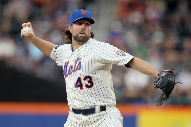 10 Reasons R.A. Dickey Deserved NL All-Star Start over Matt Cain