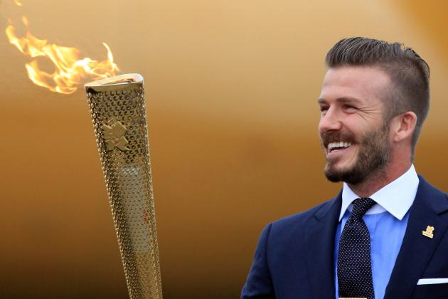 Why Manchester United Legend David Beckham Should Have Been Picked for Team GB