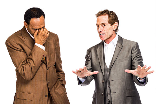 The Best of Stephen A. Smith vs. Skip Bayless Debates on First Take