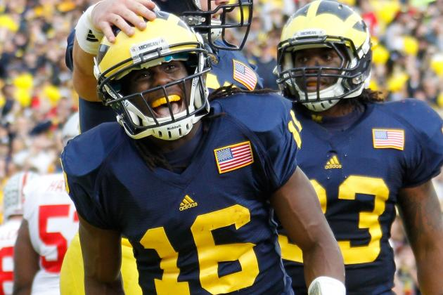 Michigan Football: 8 Games the Wolverines Must Win This Season