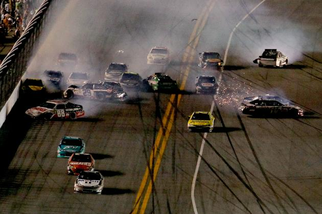NASCAR Sprint Cup: 5 Good, 5 Bad at Coke Zero 400