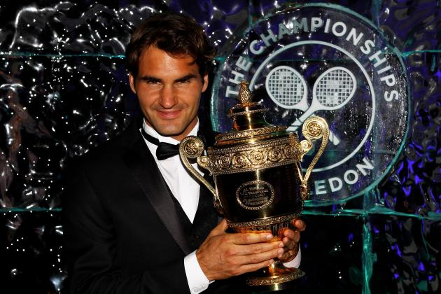 Wimbledon 2012: 4 Key Points of the Men's Tournament