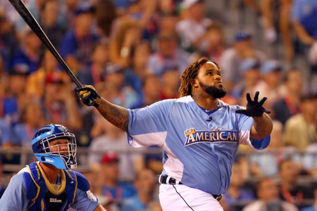 2012 Home Run Derby Results: Odds of Each Contestant's Swing Getting Messed Up