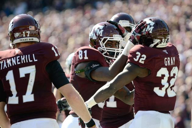 Texas A&M Football: What Should the SEC Fear from the 2012 Aggie Roster?