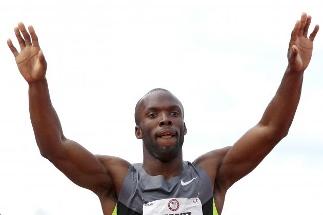 US Olympic Track & Field Team 2012: Ranking Gold Chances of Returning Champions