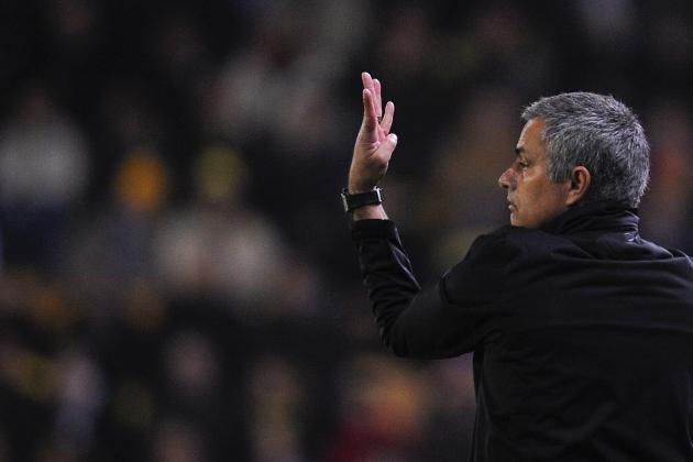 Jose Mourinho and the 10 Most Abrasive Personalities in Football
