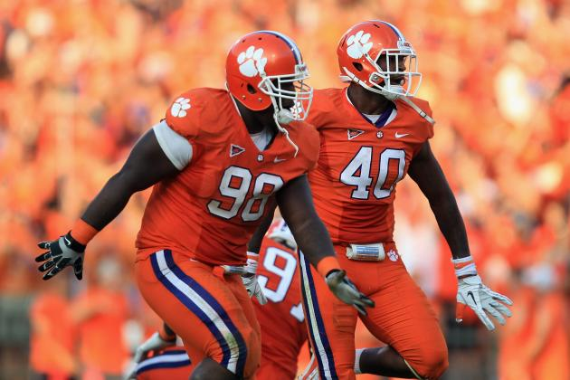Clemson Football: What You Need to Know About the 2012 Defensive Line