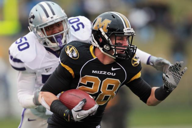 Missouri Football: What You Need to Know About Tigers' WR T.J. Moe
