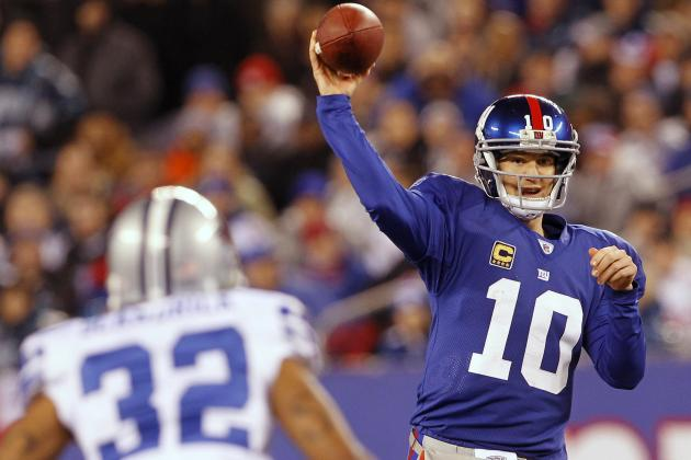 New York Giants: Predictions for Key Offensive Starters in 2012