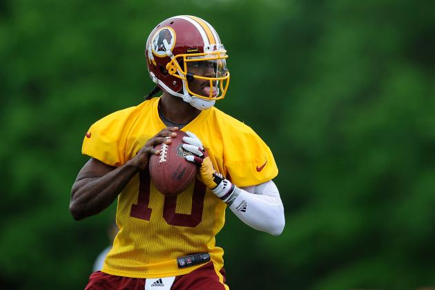 10 Signs Robert Griffin III Will Be Rookie of the Year