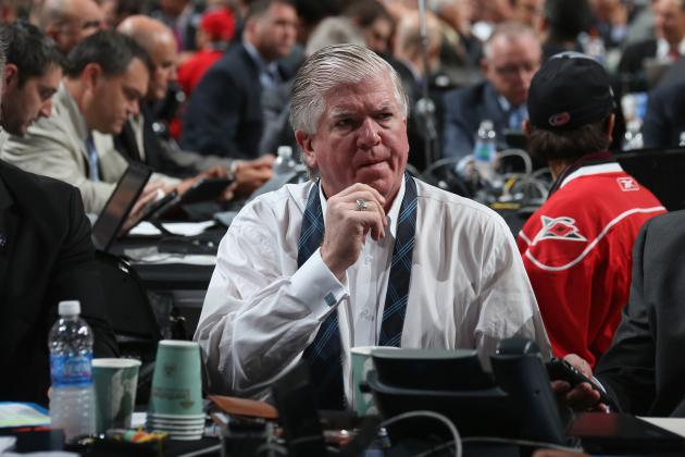 Brian Burke's 10 Worst Mistakes in Charge of the Toronto Maple Leafs