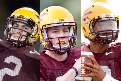 Arizona State Football: Breaking Down the Strengths and Weaknesses of Each QB